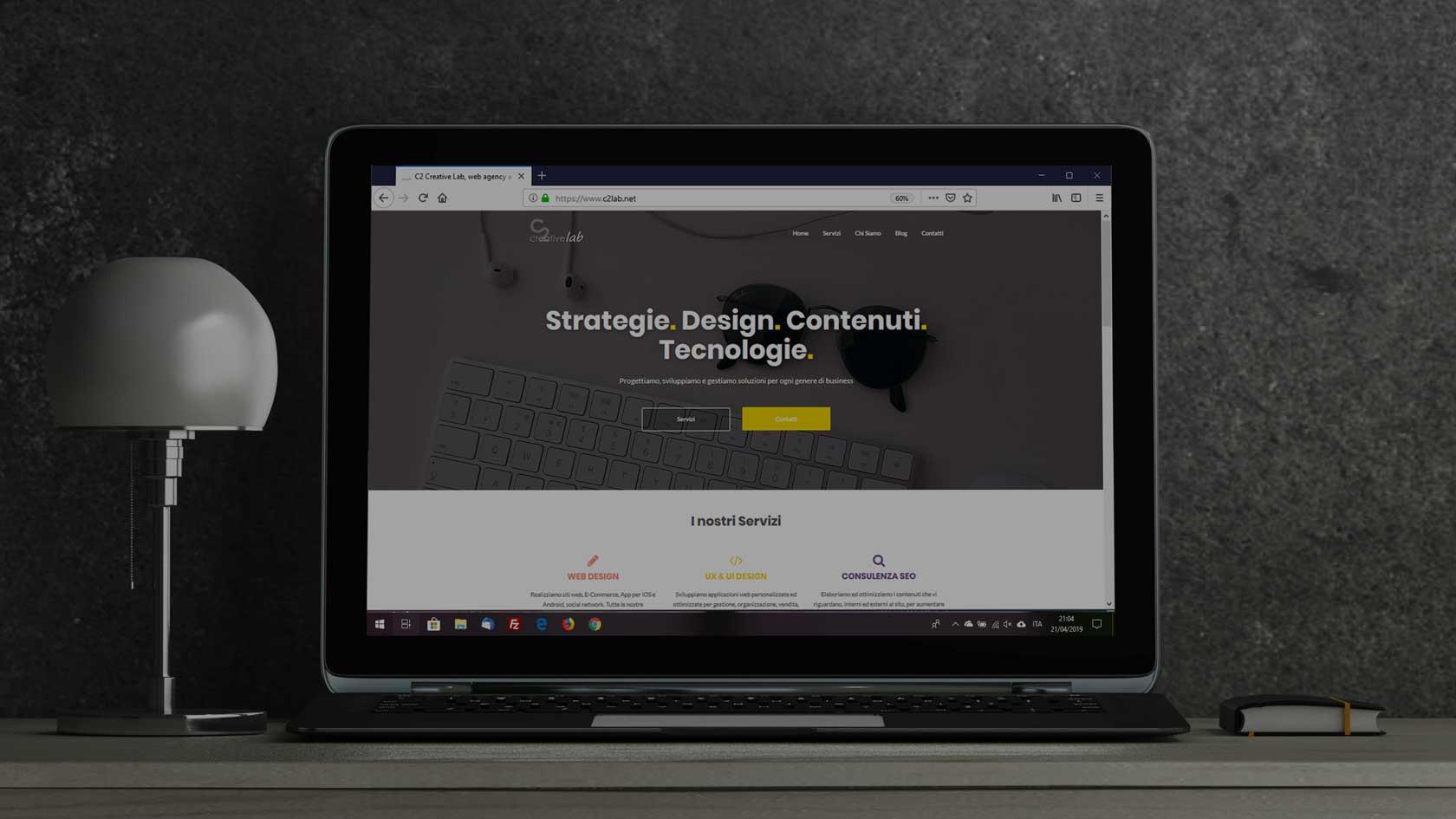 Il nuovo sito è online!