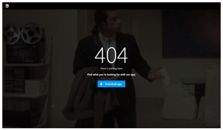 Errore 404 9gag