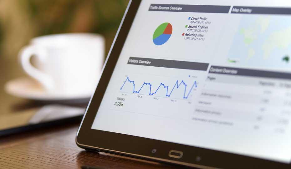 digital marketing seo analytics